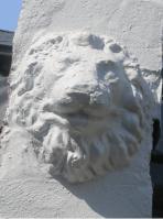 Qld Terrace Lion Head viii