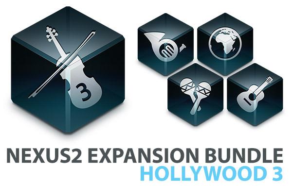 Nexus2 Expansion Hollywood 3 Bundle Full Crack Free Download