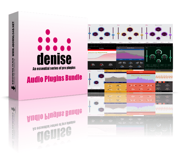 Denise Audio Plugins Bundle
