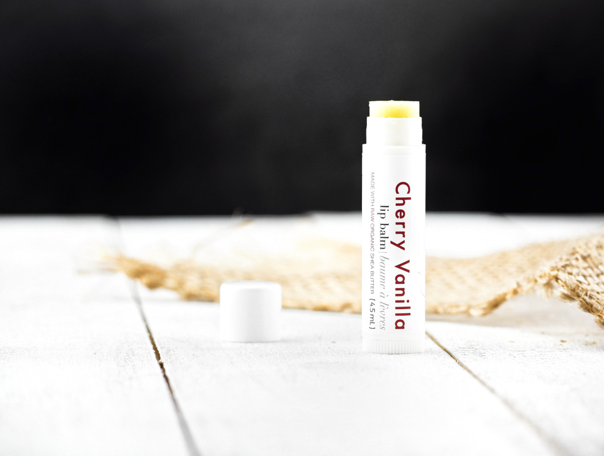 Cherry Vanilla Lip Balm
