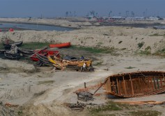 Boat Repairing Bangladesh