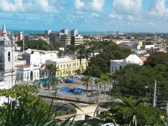 Praça dos Martírios