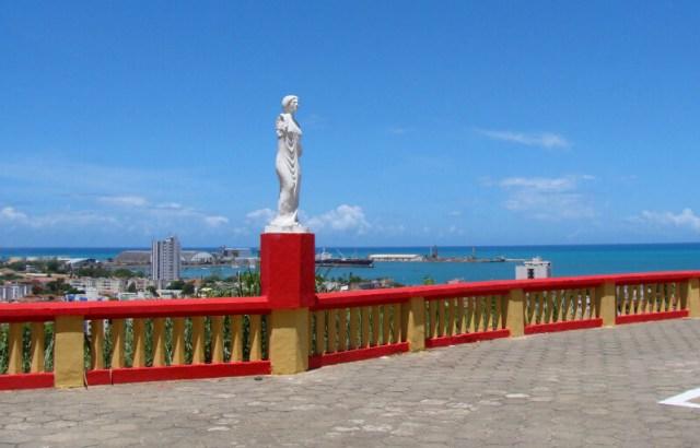 Estátua do Mirante São Gonçalo