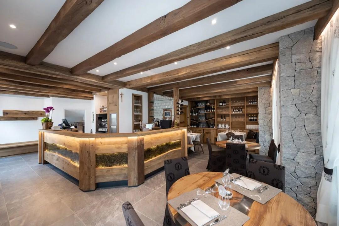 Ristorante Bortoleto Sala Bar