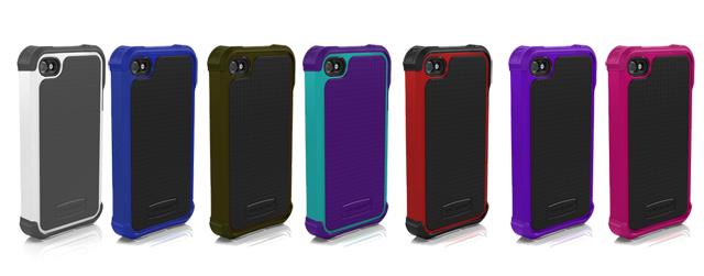 Ballistic Shell Gel iPhone Case