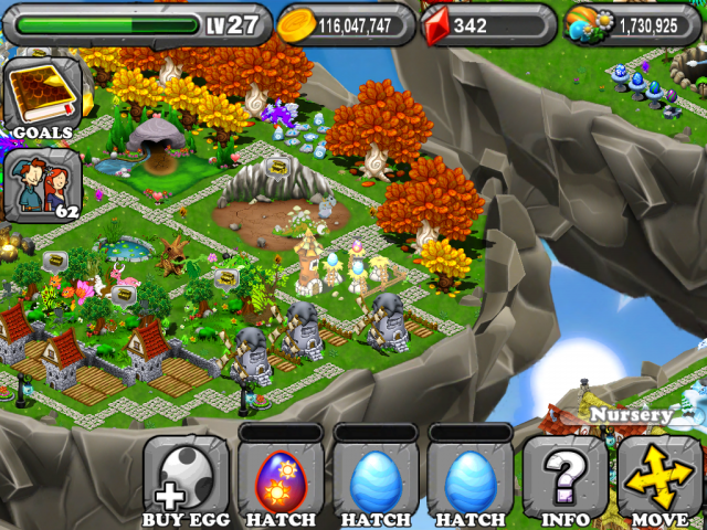 DragonVale SOLSTICE Dragon Egg