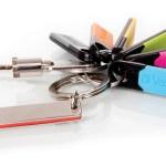 Verbatim Micro USB Drive Plus Keys