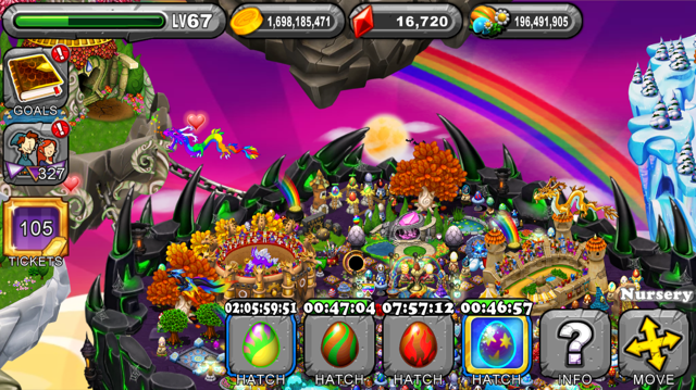DragonVale Faire Dragon Egg