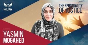 Yasmin Mogahed - The Spirituality of Justice @ MACE Islamic Center