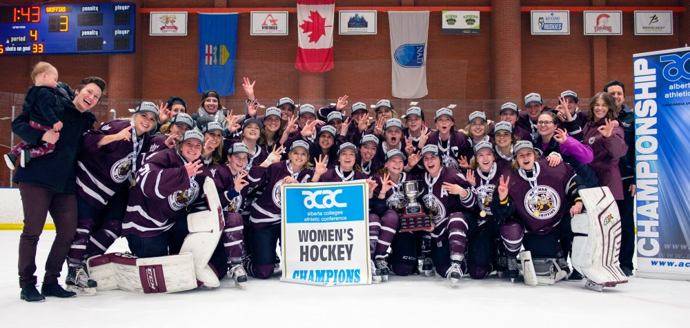 Austin Griffins Hockey Image