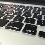MacBook は US キーボード がおすすめです。