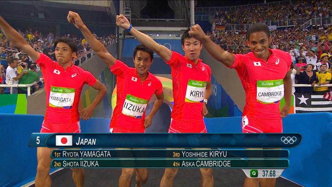 400mアジア最速の走りを目撃せよ!with HERO by Namie Amuro
