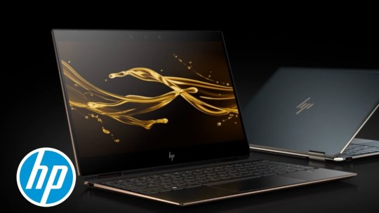 HP Spectre X360 Gem Cut レビュー