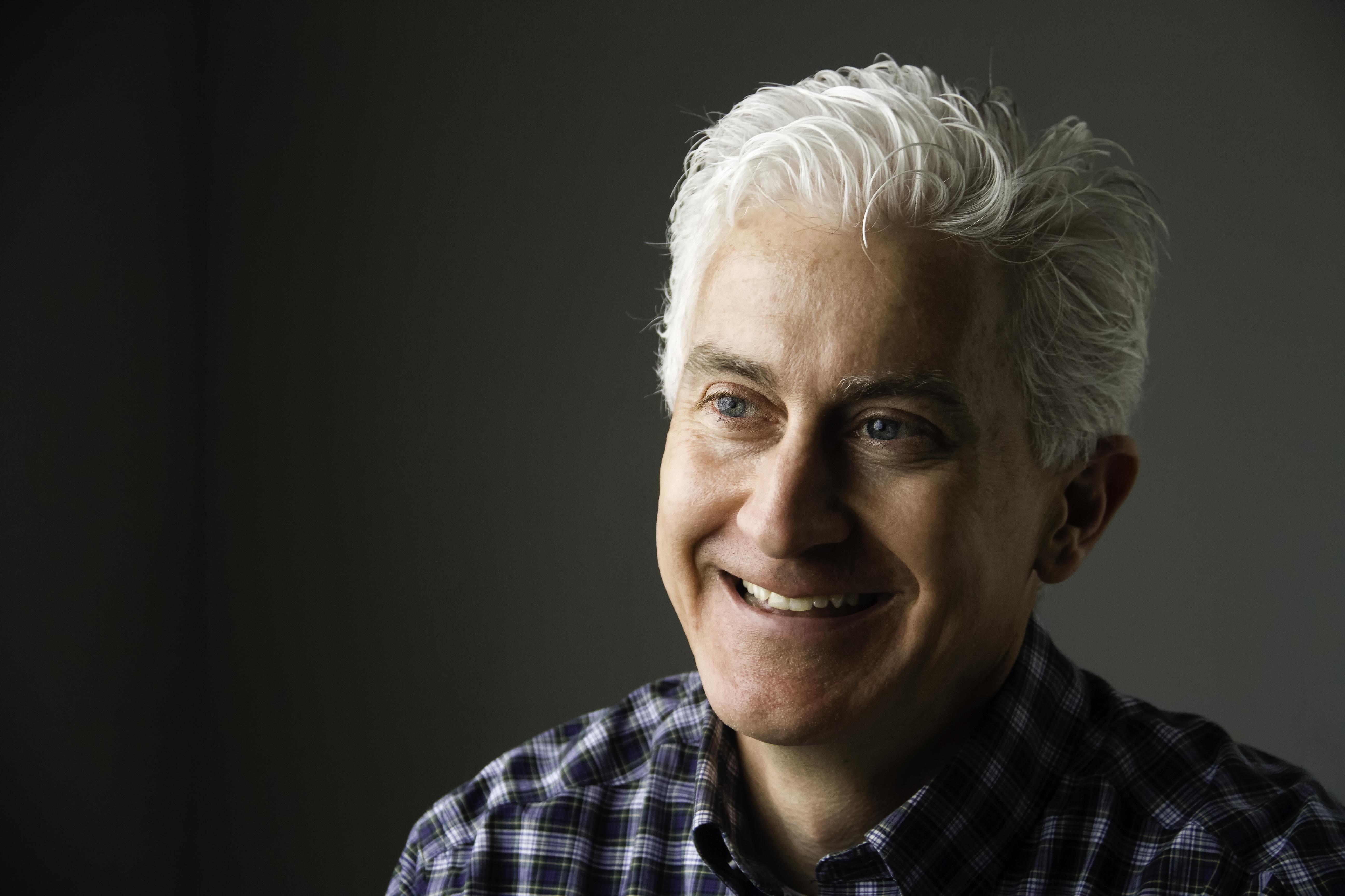 Bill MacFarland Portrait