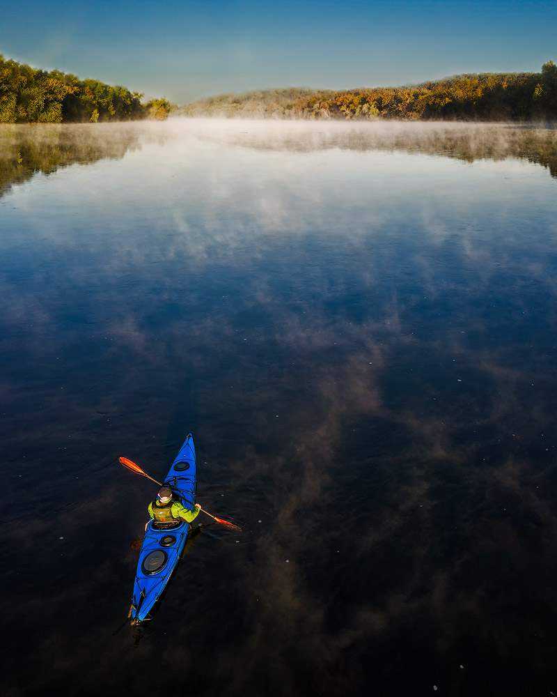 Potomac River: I Don't Have to Travel for My Photographic Adventures 1