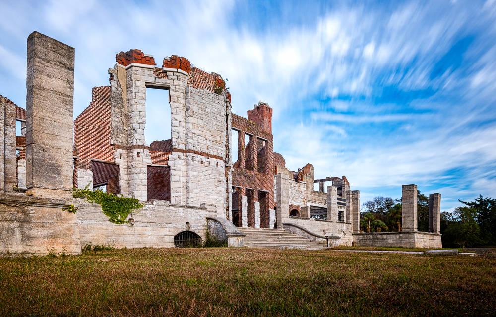 Cumberland Island – Dungeness Mansion