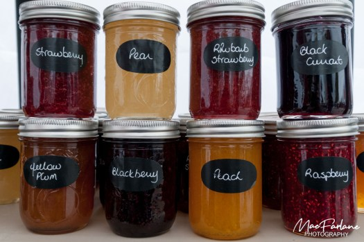 So Jam Good jam jars