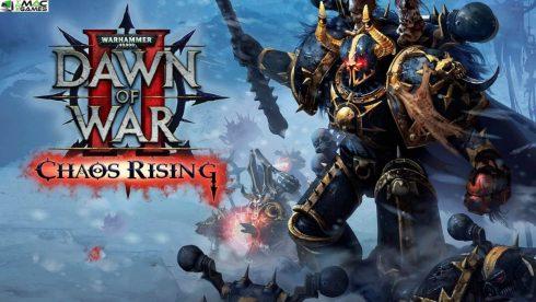 Warhammer 40000 Dawn of War II Chaos Rising Free Download