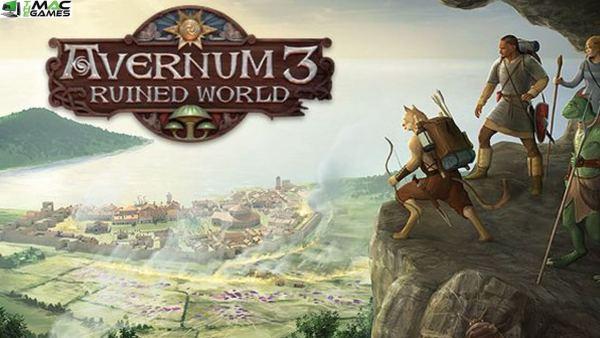 Avernum 3 Ruined World Free Download