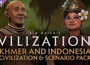 Civilization VI - Khmer and Indonesia Civilization & Scenario Pack free mac