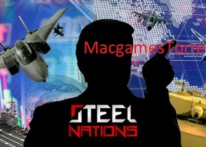 Steel Nations MAC Game Free [Torrent Download]