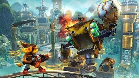 Ratchet & Clank Mac Torrent