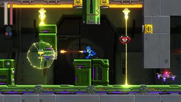 Mega Man 11 Mac Torrent