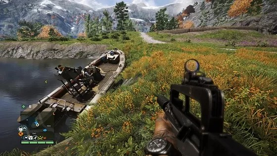 Far Cry 4 Mac OS X Download FULL