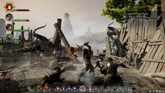 Dragon Age Inquisition Mac OS X