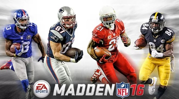 Madden NFL 16 Mac OS X DELUXE EDITION