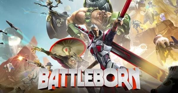 Battleborn Mac OS FREE DOWNLOAD