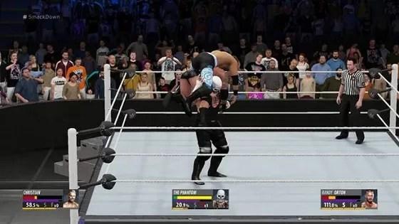 WWE 2K16 Mac OS X