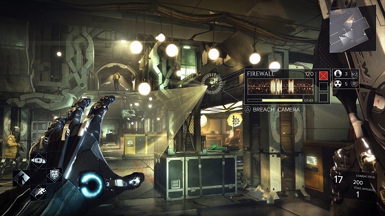 Deus EX Mankind Divided Mac OS X