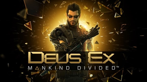 Deus EX Mankind Divided Mac OS X FULL