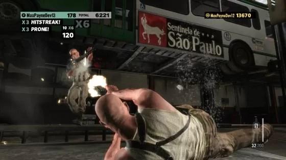 Max Payne 3 Mac OS X