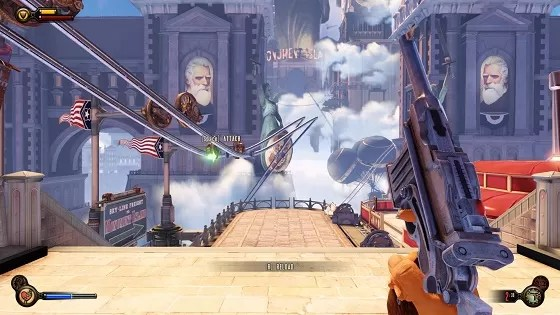 BioShock Infinite Mac OS X