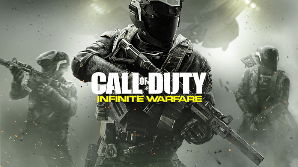 Call of Duty Infinite Warfare Mac OS X ZOMBIES INCLUDED