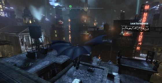 Batman Arkham City Mac OS X