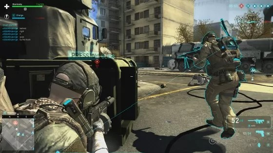 Ghost Recon Phantoms Mac OS X