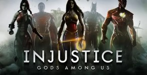 Injustice Gods Among Us Mac OS X