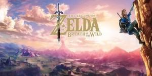 Legend of Zelda Breath of The Wild Mac OS X