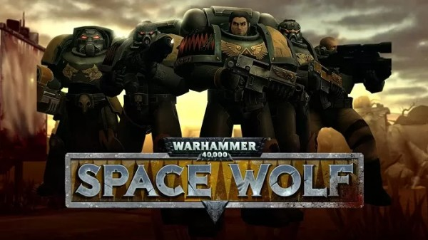 Warhammer 40000 Space Wolf Mac OS X FULL VERSION
