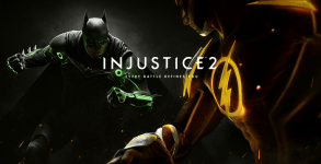 Injustice 2 Mac OS X
