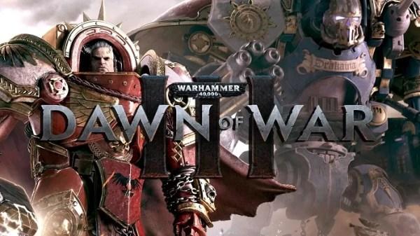 Warhammer 40.000 Dawn of War 3 Mac OS X NEW GAME 2017