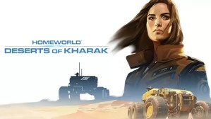 Homeworld Deserts of Kharak Mac OS X