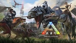 Ark Survival Evolved Mac OS X