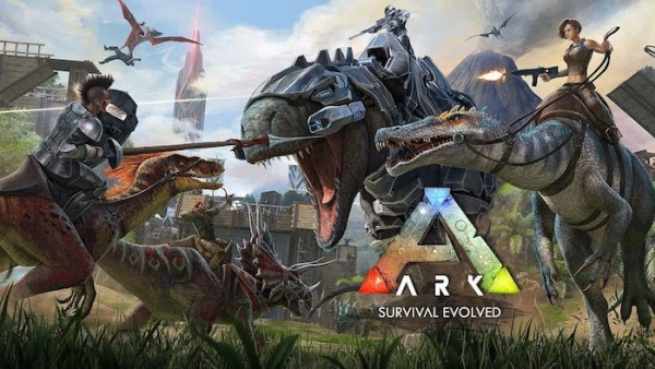 Ark Survival Evolved Mac OS X FREE GAME