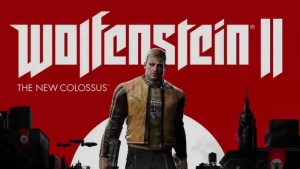 Wolfenstein 2 The New Colossus Mac OS X