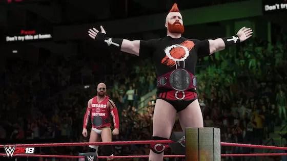 WWE 2K18 Mac OS X