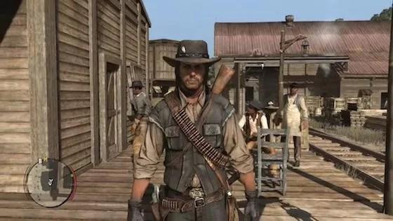 Red Dead Redemption Mac OS X
